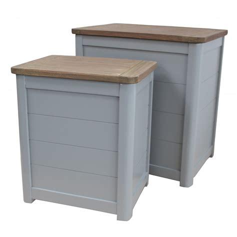 grey laundry grey wooden laundry bin