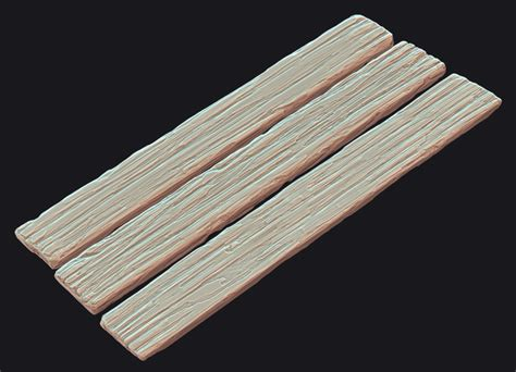zbrush wood planks by pmargacz on deviantart