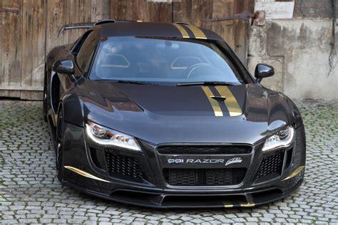 PPI Audi R8 RAZOR GTR 10 Car Tuning