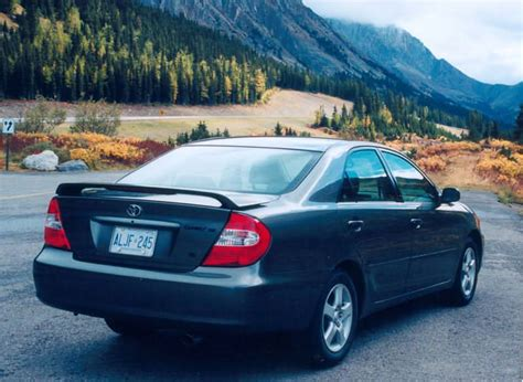 2002 Toyota Camry Se 2002 Toyota Camry Se The Engine Starts But Does Not Stay