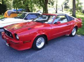 king cobra mustang ii 1978 ford mustang ii king cobra for sale photos