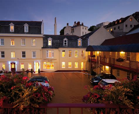 normandie inn duke of normandie hotel guernsey channel islands direct