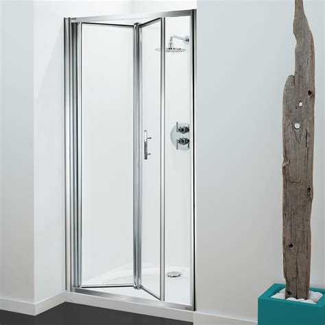Folding Glass Shower Door Buy Coram Optima Bi Fold Shower Door Only 800mm