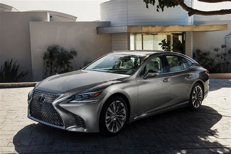 New Lexus Ls by Introducing The All New 2018 Lexus Ls 500