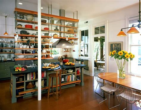open shelving kitchen trendy display 50 kitchen islands with open shelving