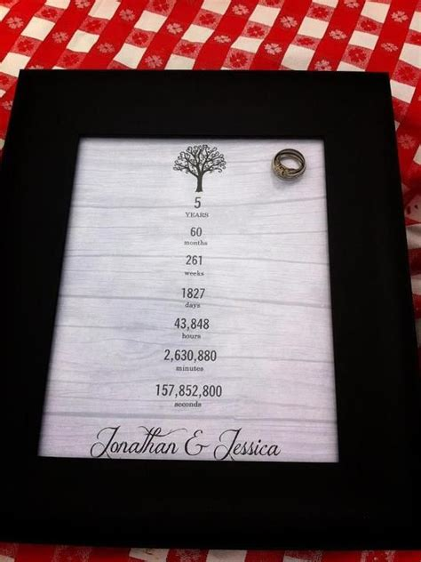 25th wedding anniversary diy gifts diy anniversary gift i this idea for my parents