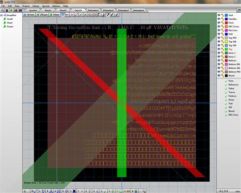 layout editor sourceforge spider pcb free science engineering software downloads