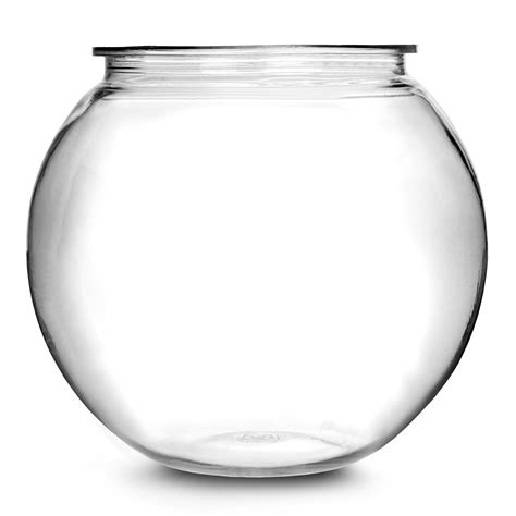 individual mini cocktail fish bowl oz ml