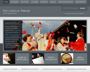 free college website templates in php free school templates uk fast reliable templates for uk