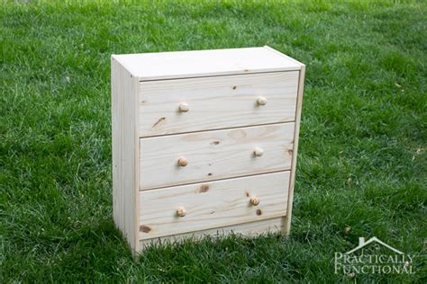 ikea build your own dresser rast ikea hack make your own regency nightstand