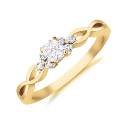 cheap affordable engagement ring jeenjewels