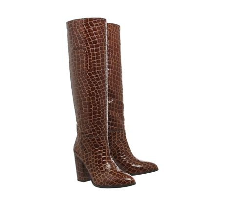 Boots Scrub Your Nose In It Twominute T Zone Detox Scrub by Office Everywhere Clean Knee Boots Chocolate Patent Croc