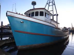 Commercial fishing boat review ship vessel video for sale 68