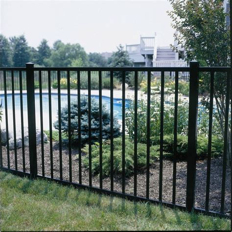 Fence Sections For Sale by Aluminium Fence Panels For Sale Fence Panel Bronze