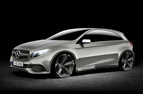 Mercedes Modellen 2019 by 2019 Mercedes Amg A45 To Get 400bhp Autocar
