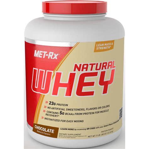 b protein powder contains met rx protein powder 100 whey