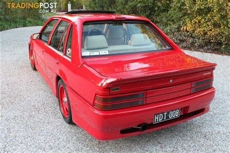 holden aero 1988 holden hdt hdt commodore bathurst aero sedan for sale
