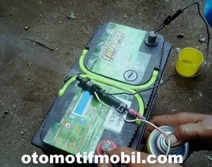 Pembersih Injector cara membersihkan injektor mobil efi dengan alat sederhana