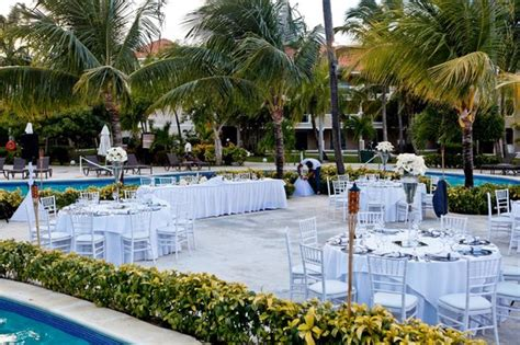 dreams palm beach resort wedding reception picture of dreams palm beach punta