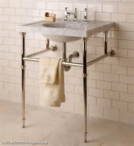 watermark console legs bathroom vanities and sink