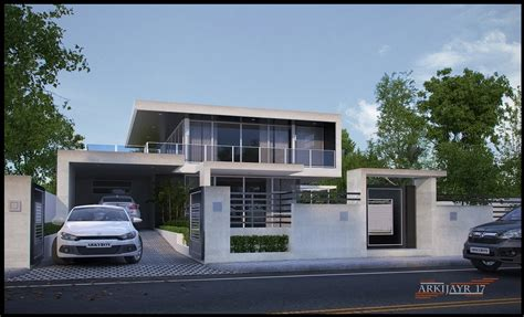 Simple Modern House Tumblr Modern House With Picture Of Cool Modern Home Designers