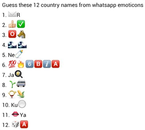 Guess Where This Is From 12 by Find The Country Names Puzzlersworld