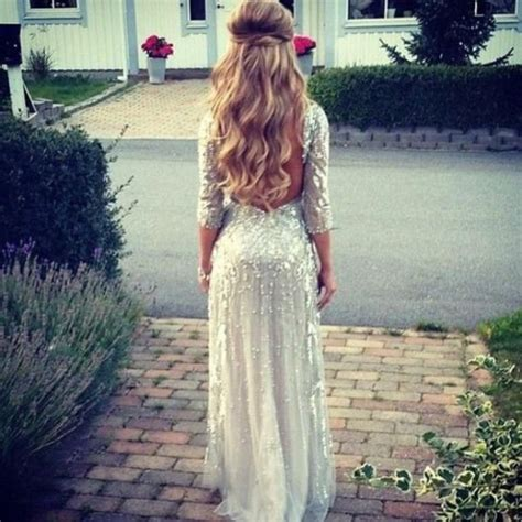 dress prom dress long prom dress long sleeve dress