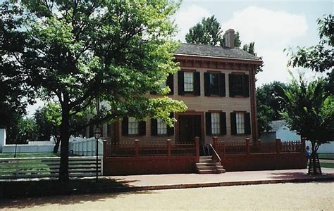 lincoln home national historic site springfield
