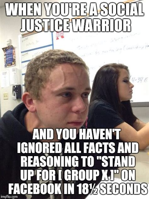Social Justice Memes - gotta stay offended for the people that simply choose not