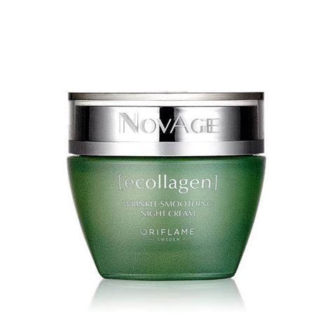Novage Ecollagen By Oriflame novage ecollagen wrinkle smoothing oriflame shop buy