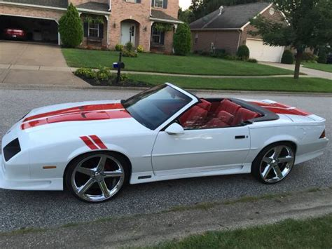 1992 camaro z28 for sale 1992 camaro z28 convertible for sale savings from 6 541