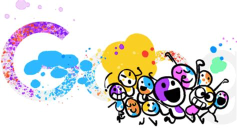 today s doodle india holi festival doodle brings hindu celebrations from