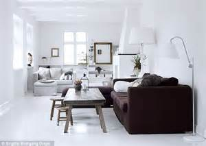 interiors special creative family home daily mail online interiors cool and collected daily mail online