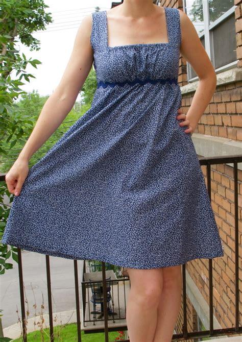 free pattern empire waist dress empire waist summer dress sewing projects burdastyle com