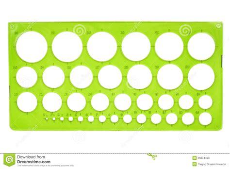 template plastic plastic stencil stock photos image 26374493
