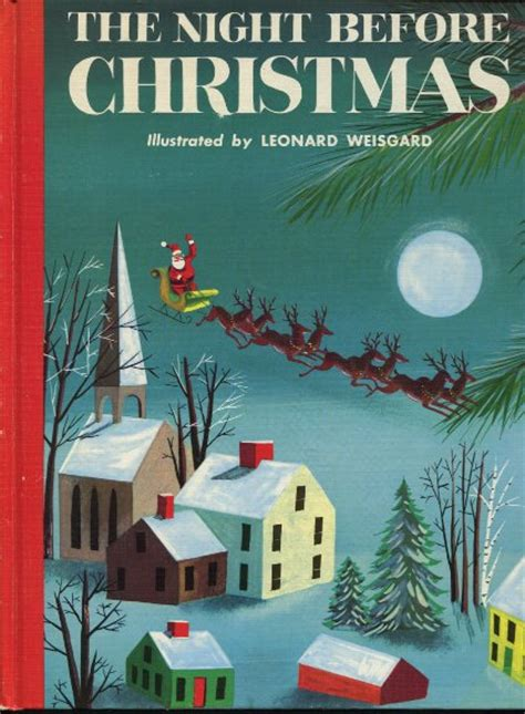 the art of children s picture books twas the night before