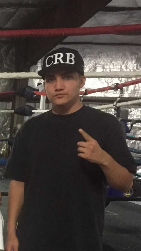 murdered teen  turning life   boxing las