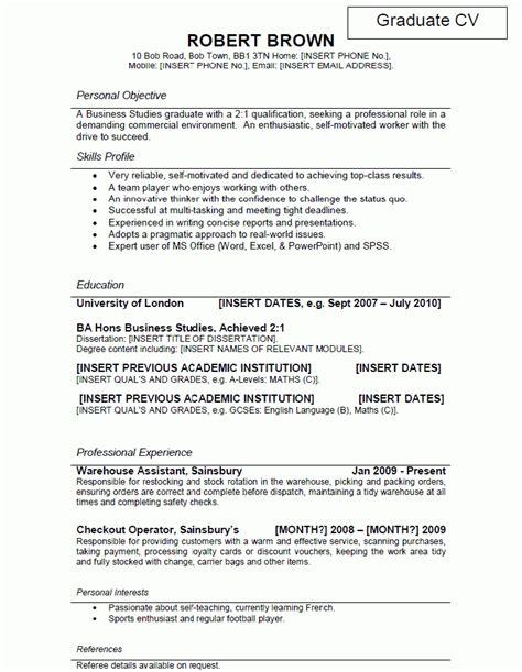 Written Resume by A Written Resume Letters Free Sle Letters