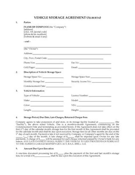 Alberta Bill Of Sale Form For Vehicle Legal Forms And Business Templates Megadox Com Warehousing Agreement Template