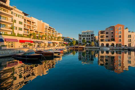 porto montengro pictures porto montenegro shortlisted for award ybw
