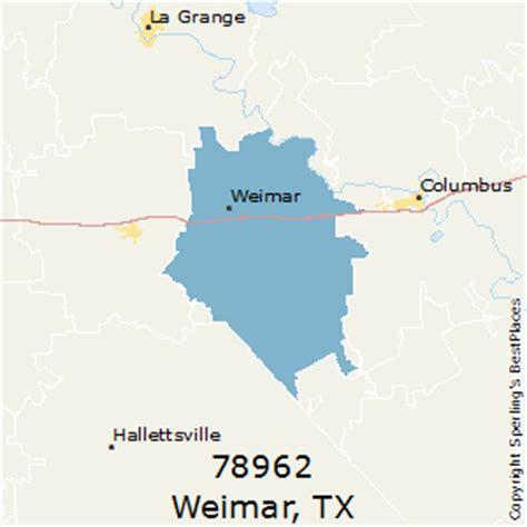 weimar texas map best places to live in weimar zip 78962 texas