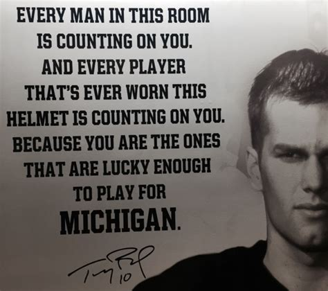 Of Michigan Rooms by Mvictors The History And Culture Of Michigan Football