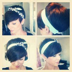 headband inverted bob 10 chic inverted bob hairstyles easy short haircuts for