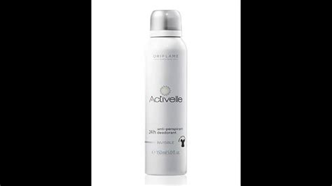 Activelle Anti Perspirant Deodorant Oriflame oriflame activelle anti perspirant 24h deodorant invisible buy in pakistan