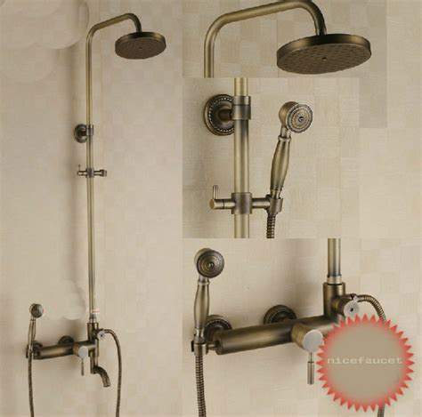 brass taps for bathroom european new design brass bath shower mixer tap antique