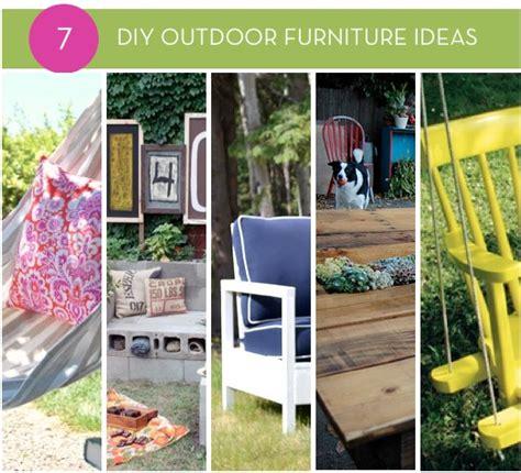 pdf diy outdoor furniture ideas plans free