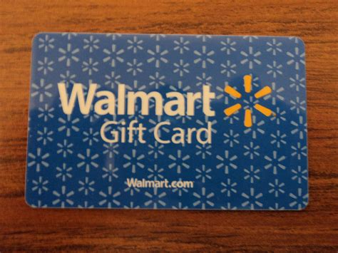 Wall Mart Gift Card - enter to win a 250 walmart gift card