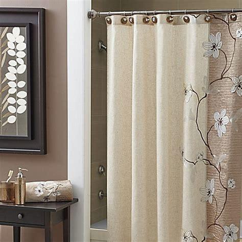 84 x 72 shower curtain buy croscill 174 mangolia 84 inch x 72 inch extra long shower