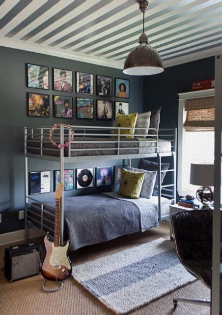 cool guy rooms 21 cool shared teen boy rooms d 233 cor ideas digsdigs