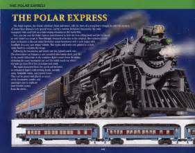 polar express model train set a polar express train set